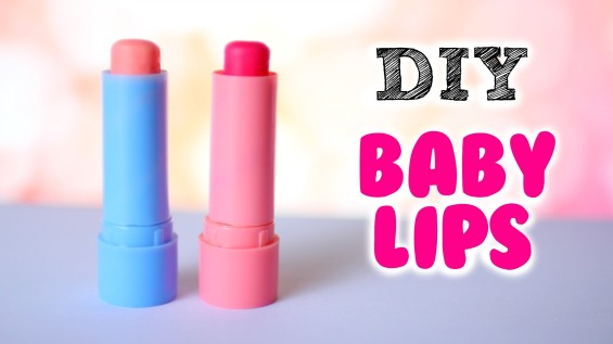 10 Easy DIY Lip Balm